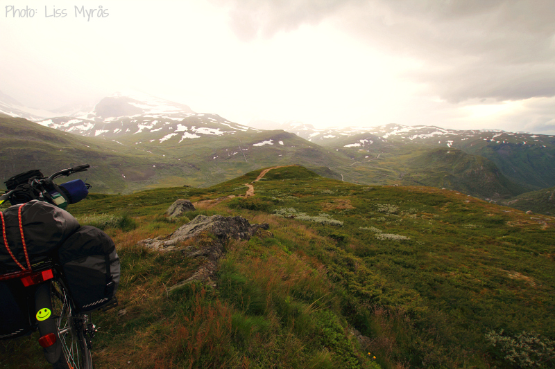 sognefjellet grotli bike tour landscape photo liss myras