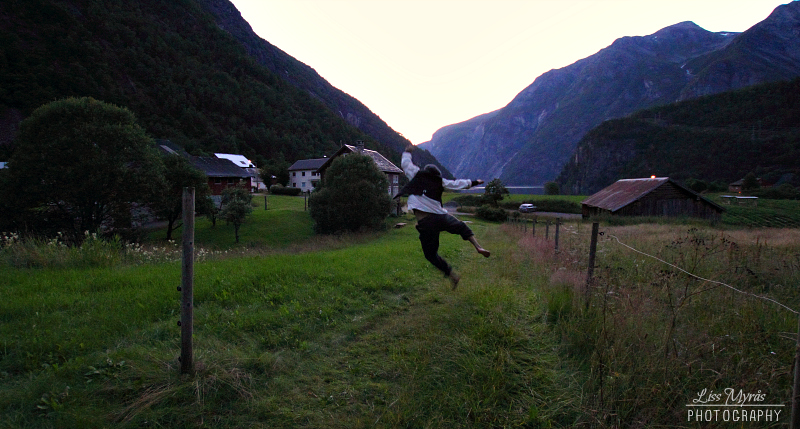 Tafjord andersen summer evening visit rural norway photo liss myraas