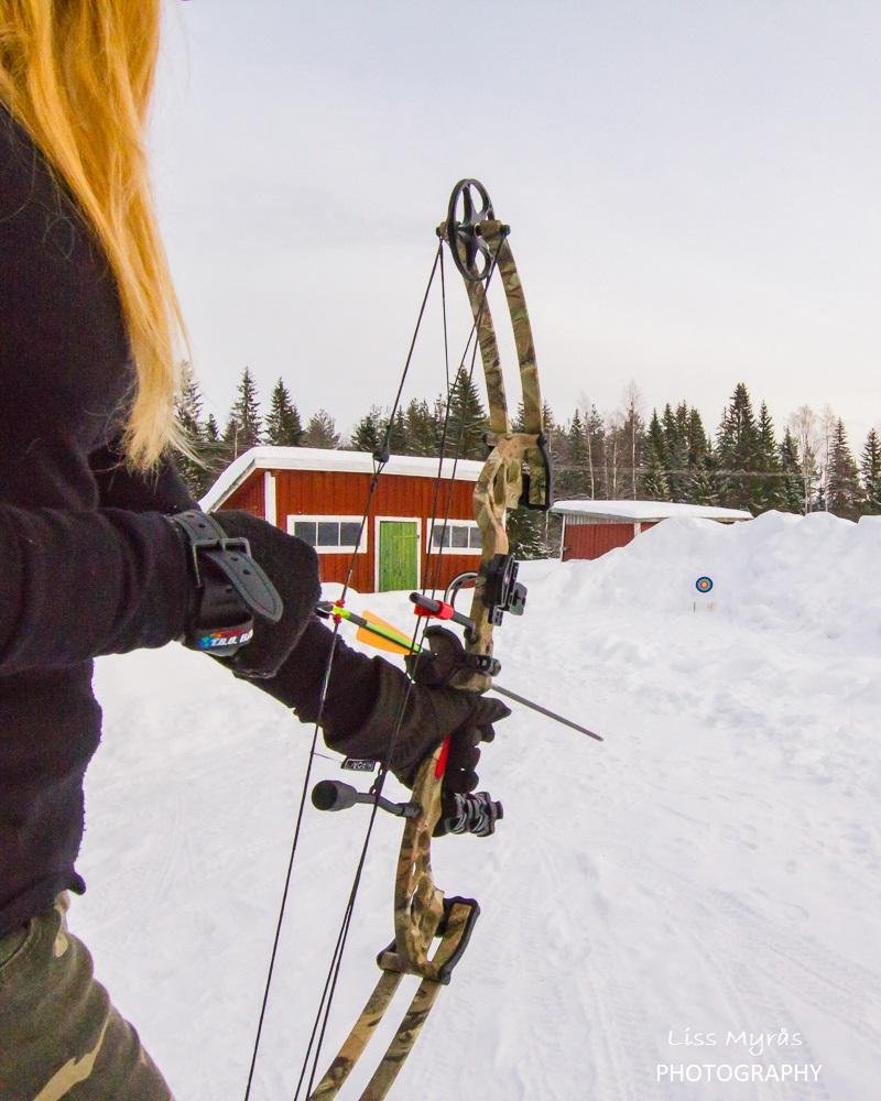 archery compound bow arrow target pilfång bågskytte bueskyter