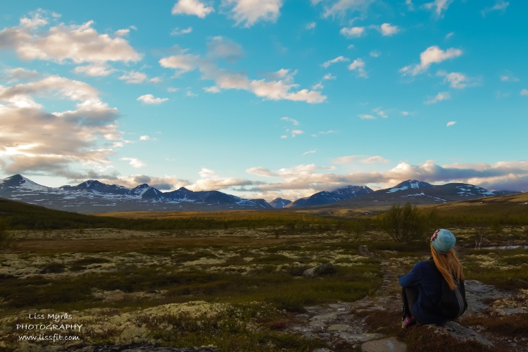 Rondane National Park mountains