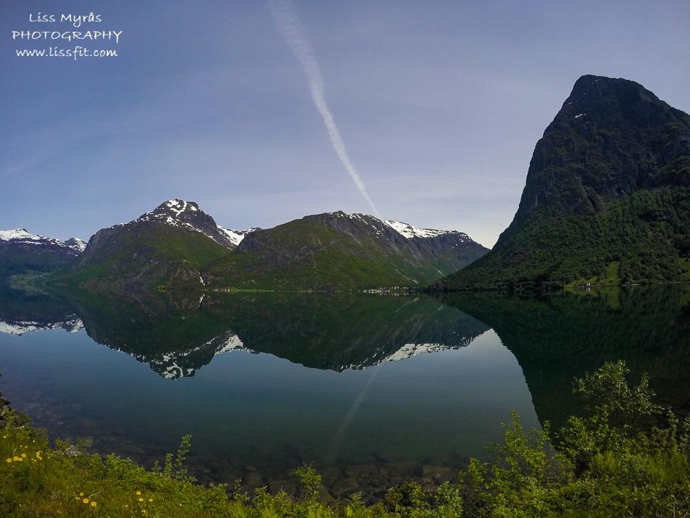 strynevatn oppstrynsvatnet segestad nordfjord
