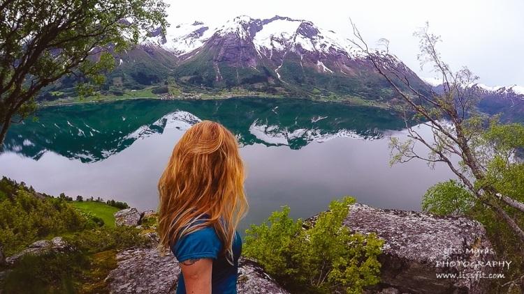 segestad oppstrynsvatnet stryn nordfjord