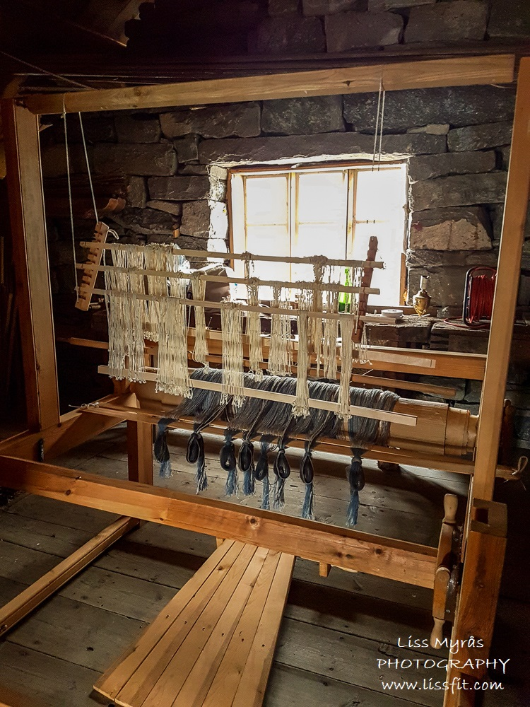 weave vevstol textile segestad oppstryn cultural treasure stryn