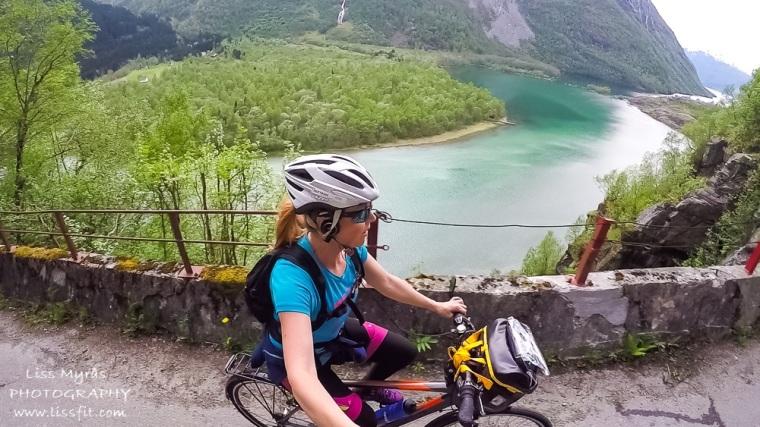 Lovatnet bicyel trip kjenndalen
