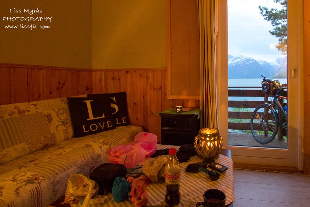 loen lodge cabin view lovatnet feriesenter
