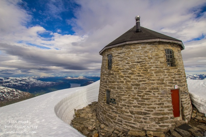 skålatårnet kloumanstårnet hiking randonee topptur summit hike DNT skålafjellet