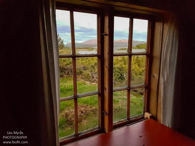 window view rondane rondablikk mysusæter rondane