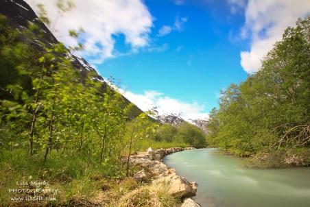 Sunndøla river in all it's glory