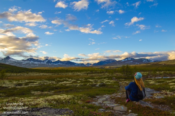 rondane nasjonalpark national park landscape photography selfie fjelltur nysysæter