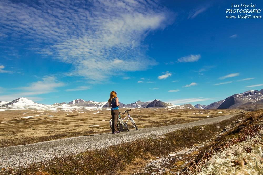 rondane national park hiking bicycling landscape nature mountains norway