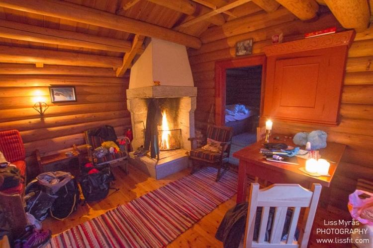 hyttetur rondane koselig cosy open fireplace mountain pasture seter mysysæter