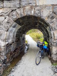 Dombås Dovre bicycle route path trail sykkelrute mountain road bike tour visit Norway