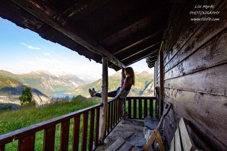 klovset klovsetsaetra tafjordfjella cabins h