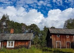 landscape bicycle route sykkelrute seter cabin os roros farm Norway tour travel nature