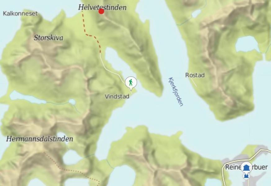 Helvetestinden Ridge Hike In Lofoten C Liss Puppy Exploring Norway