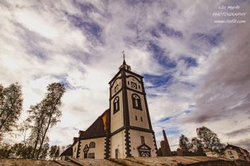 røros kirke Bergstadens Ziir museum