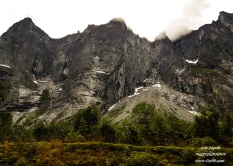 Trollveggen raumabanen train route åndalsnes