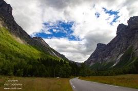 Trollstigen Trollveggen AAndalsnes Romsdal Rauma travel Norway landscape nature