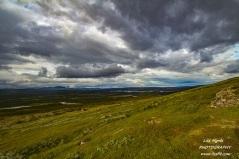 vauldalen hike mountains volldalshøgda norway sweden border tull toll
