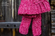 crochet sweater genser pullover virka boatneck cropped ribbed pink white stitches handmade