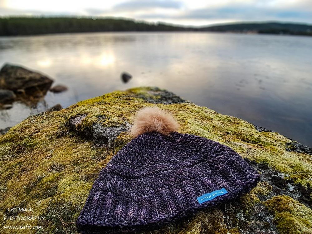 merino beanie crochet star stitch waistcoat handmade hekle virka wool superwash