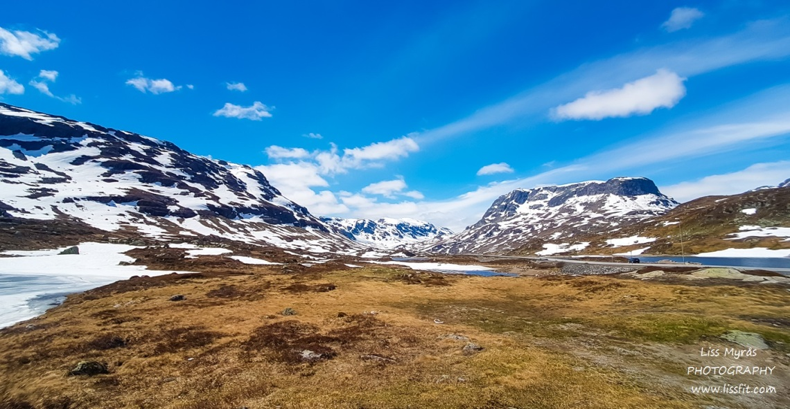 haukelifjell roadtrip Norway