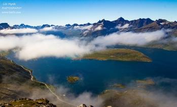 View to Selfjorden