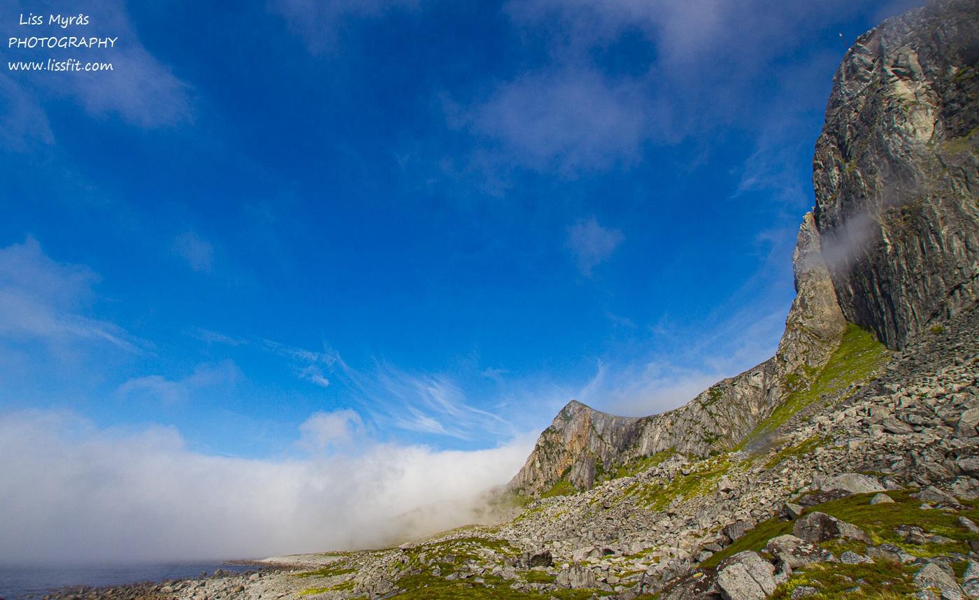 Hornet Hornneset Montinden seaside seashore hike vandring tur easy turjenter Lofoten