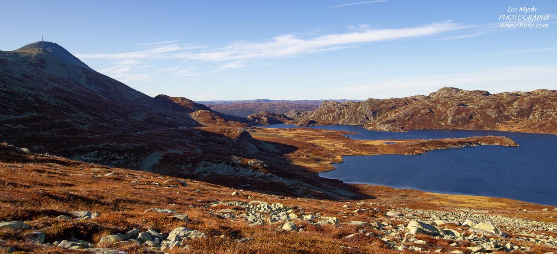 HEddersvatn GAustatoppen Telemark