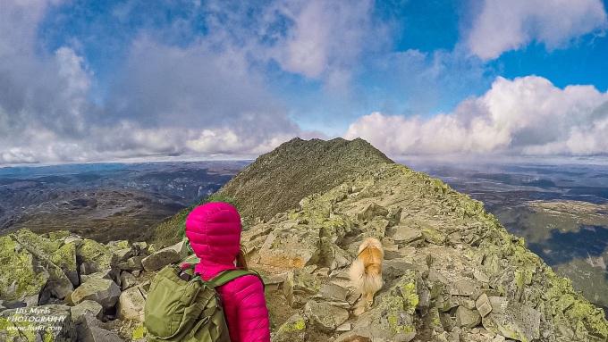 gaustatoppen hike rjukan telemark tinn norway travel